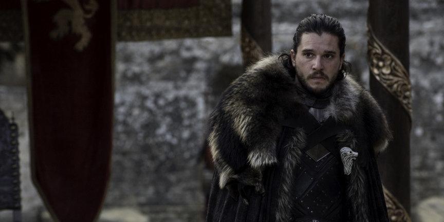 Undersøgelsen identificerer den mest Naked og voldelige figurer på Game Of Thrones - Comic Sands-1152