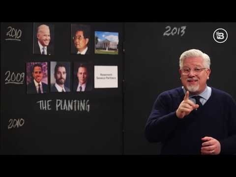 Partner Content - Chalkboard Lesson: Exposing the corruption of Joe Biden