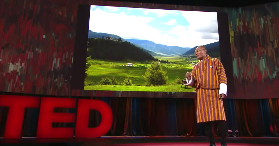 5 of the Best TED Talks About Renewable Energy