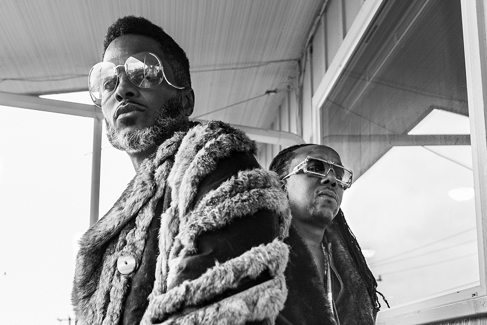 20 Questions: Ishmael Butler from Shabazz Palaces and Knife Knights