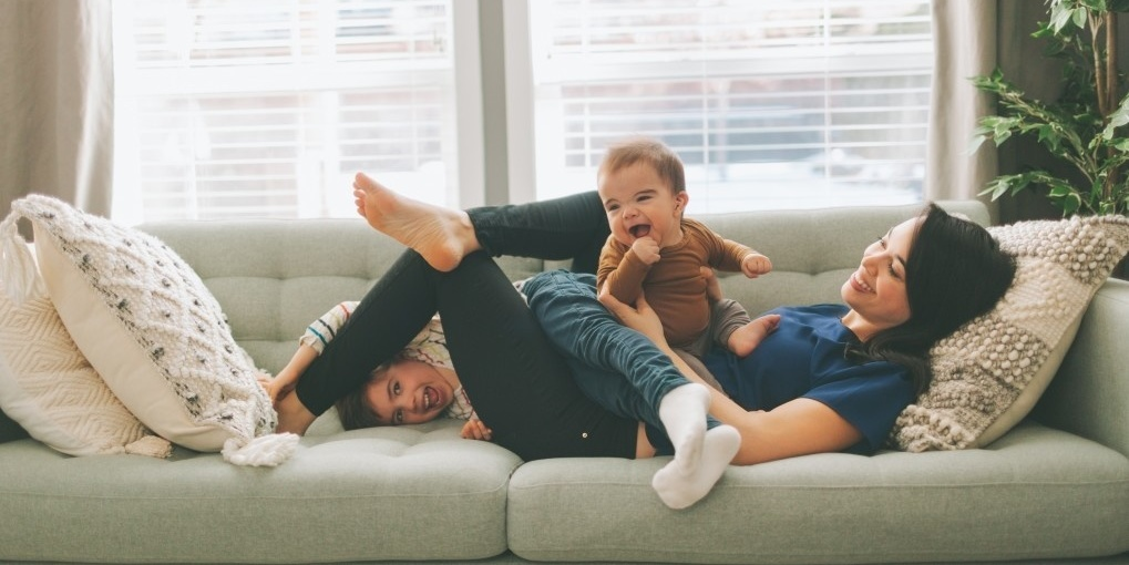 I had my first child at 37—here's what I've learned