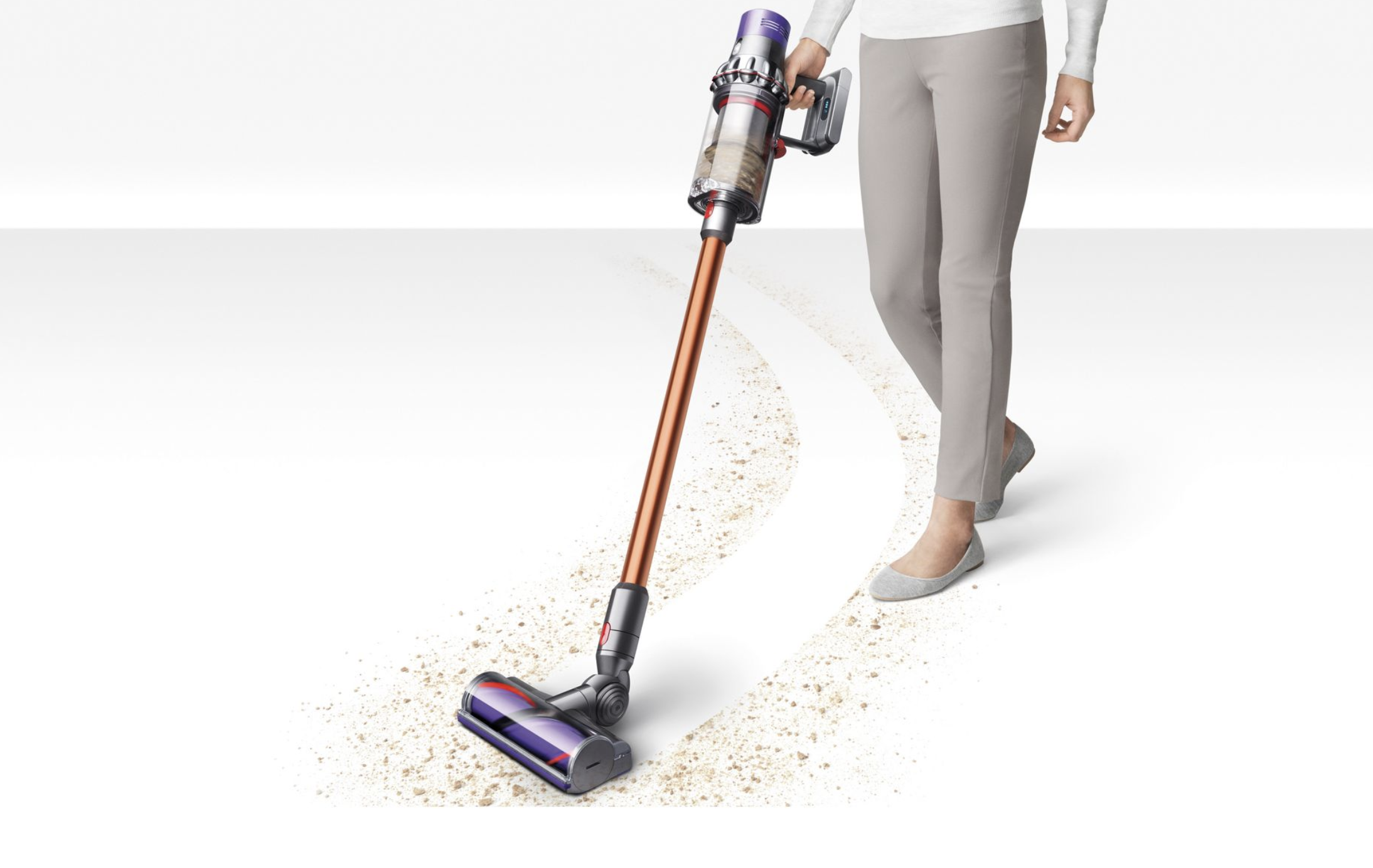 da4f8d5be82 Deal alert  Dyson s top-rated cordless vacuum is on sale on Amazon right  now 🙌 - Motherly