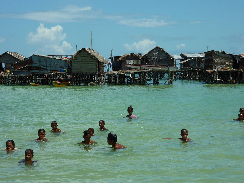 Meet the Bajau sea nomads — they can reportedly hold their breath for 13 minutes