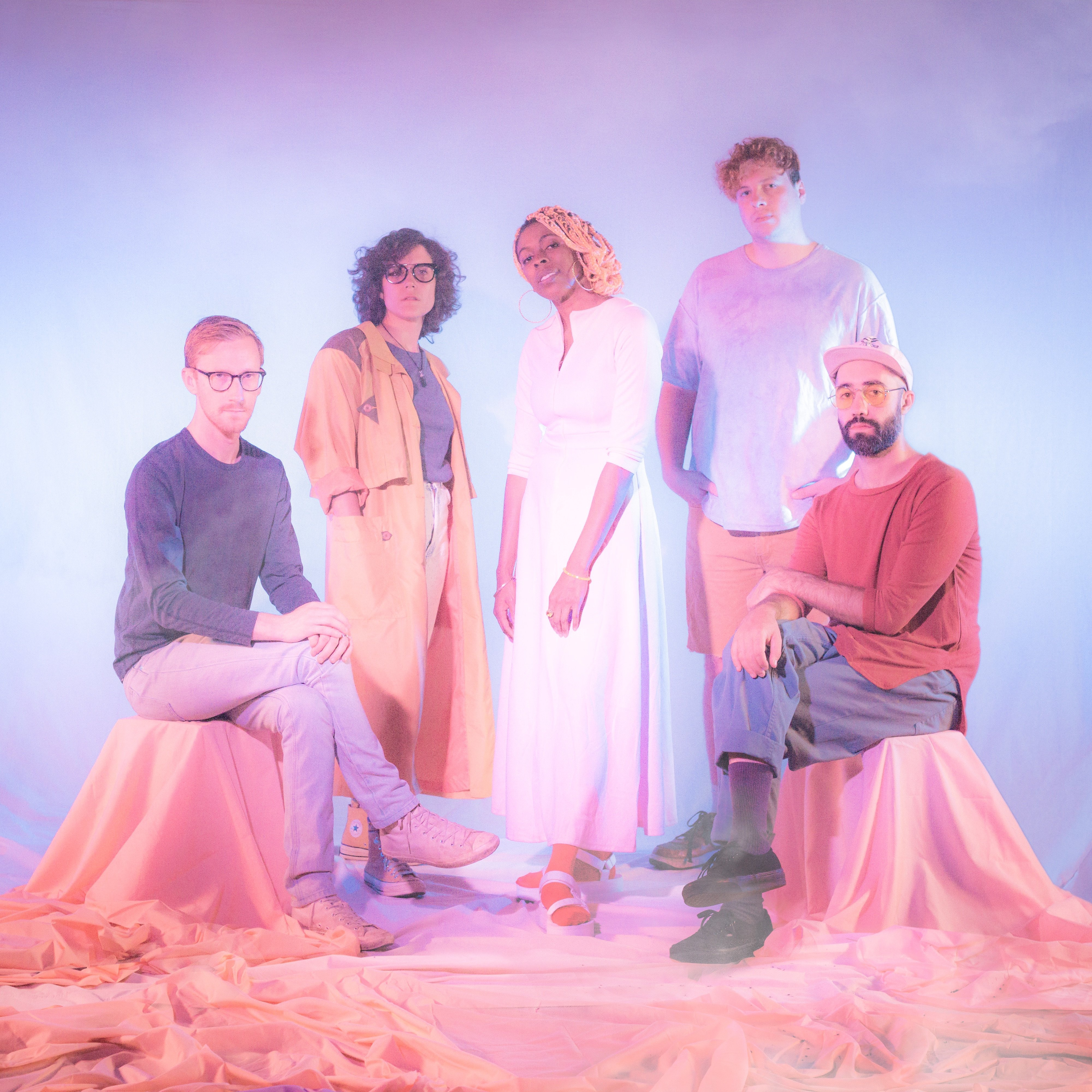 Bells Atlas on Their New Album, Oakland and Science Fiction - PAPER