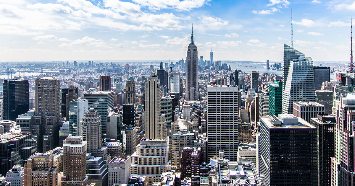 A New Day in New York : City Council Passes Visionary Climate Bill