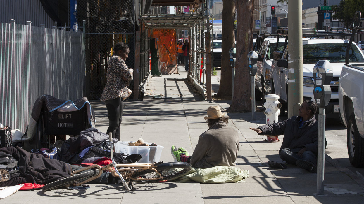 San Francisco's poop problem explodes on the city's streets and sidewalks