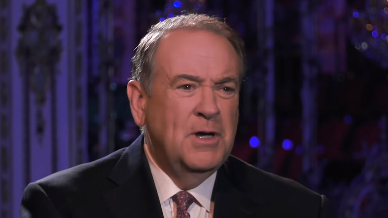 Mike Huckabee tells Romney it 'makes him sick' Mitt could have been president