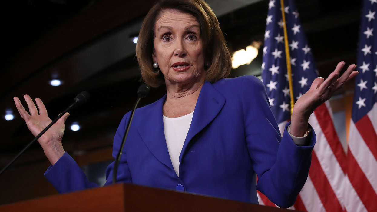 Newly resurfaced video highlights Nancy Pelosi's glaring hypocrisy on the Mueller report