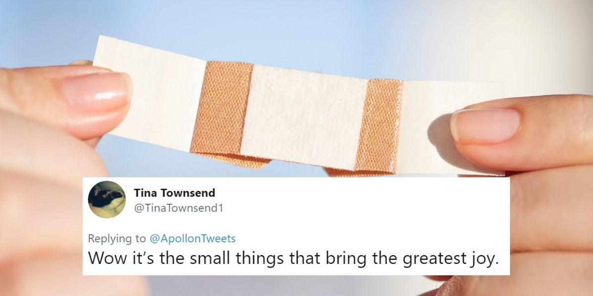 Man's Viral Post About The Emotional Impact Of Having A Band-Aid In His Skin Tone Is Striking A Chord With Twitter
