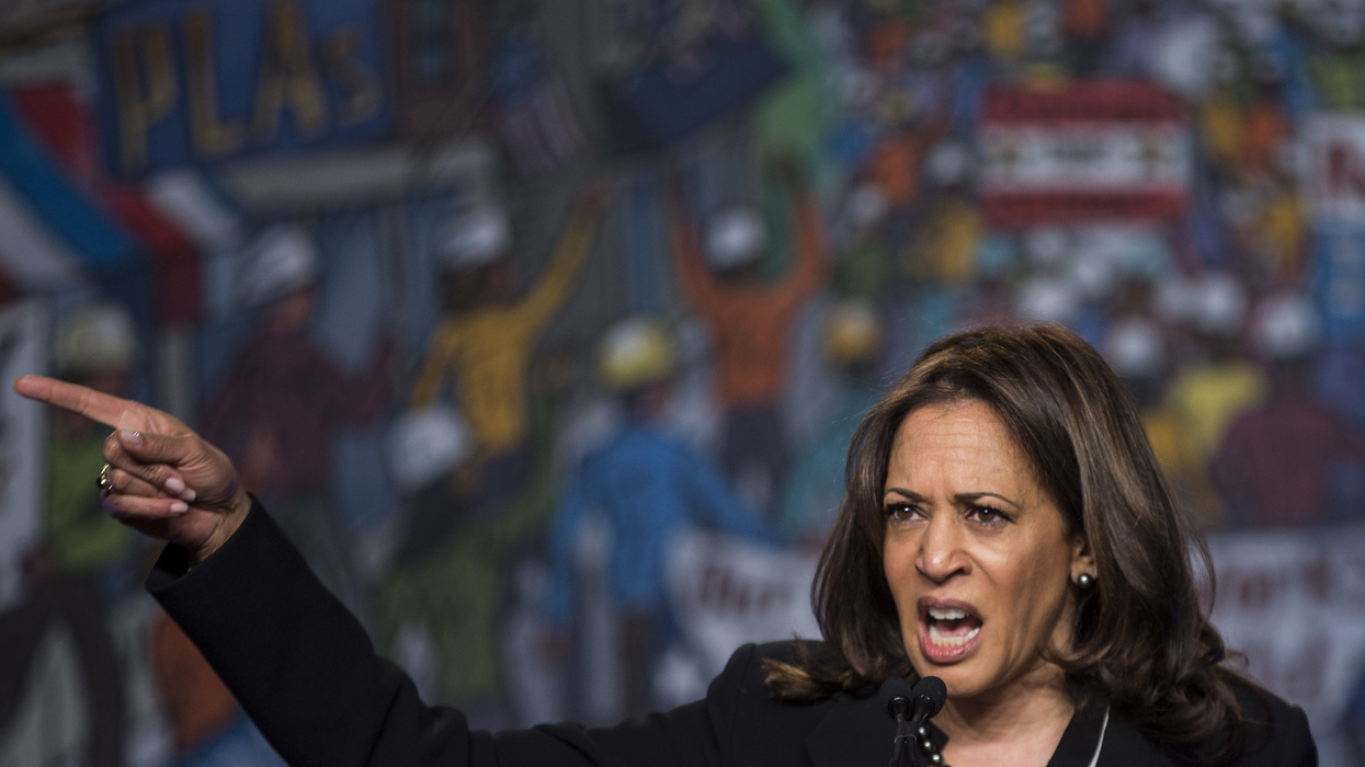 Kamala Harris wants to use executive action for gun control if she is elected president