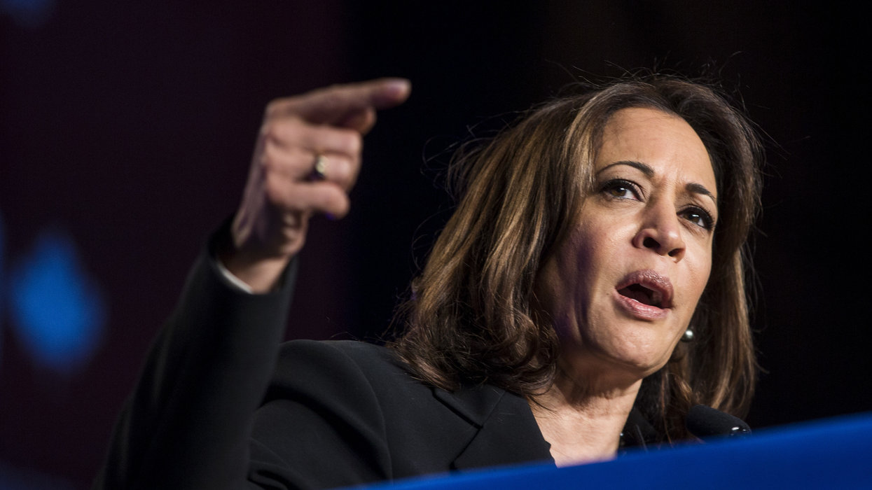 WATCH: Kamala Harris pushes a false narrative on gun control; admits she would use tyrannical measures to restrict guns