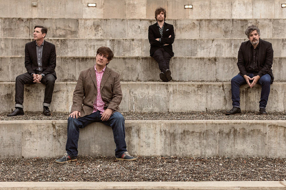 The Mountain Goats Get Fantastic(al) for  In League with Dragons