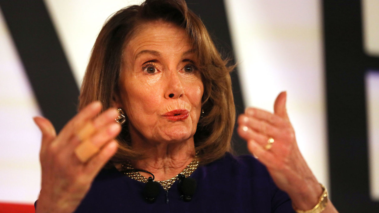 Nancy Pelosi says Democrats will impeach if the 'path of fact-finding' forces them to do it