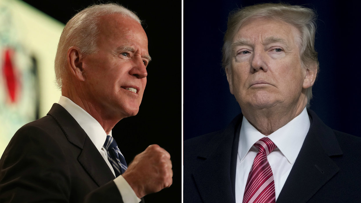 Joe Biden officially announces presidential campaign — with a blistering attack on President Trump