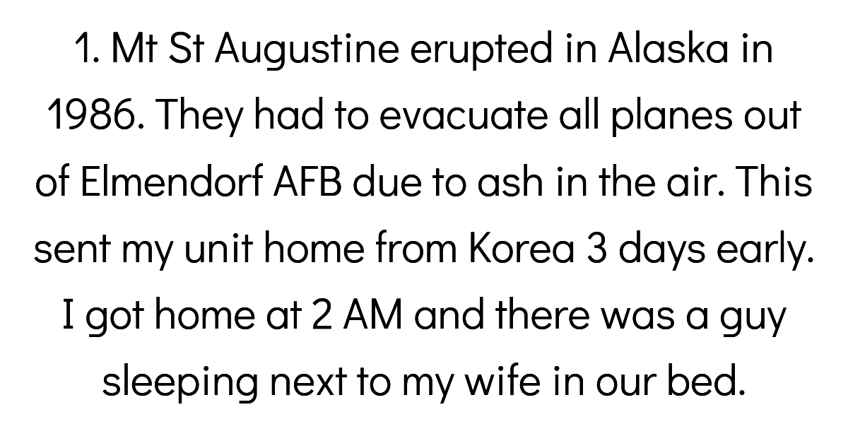 People Share What Happened When They Accidentally Caught Their Spouse Cheating