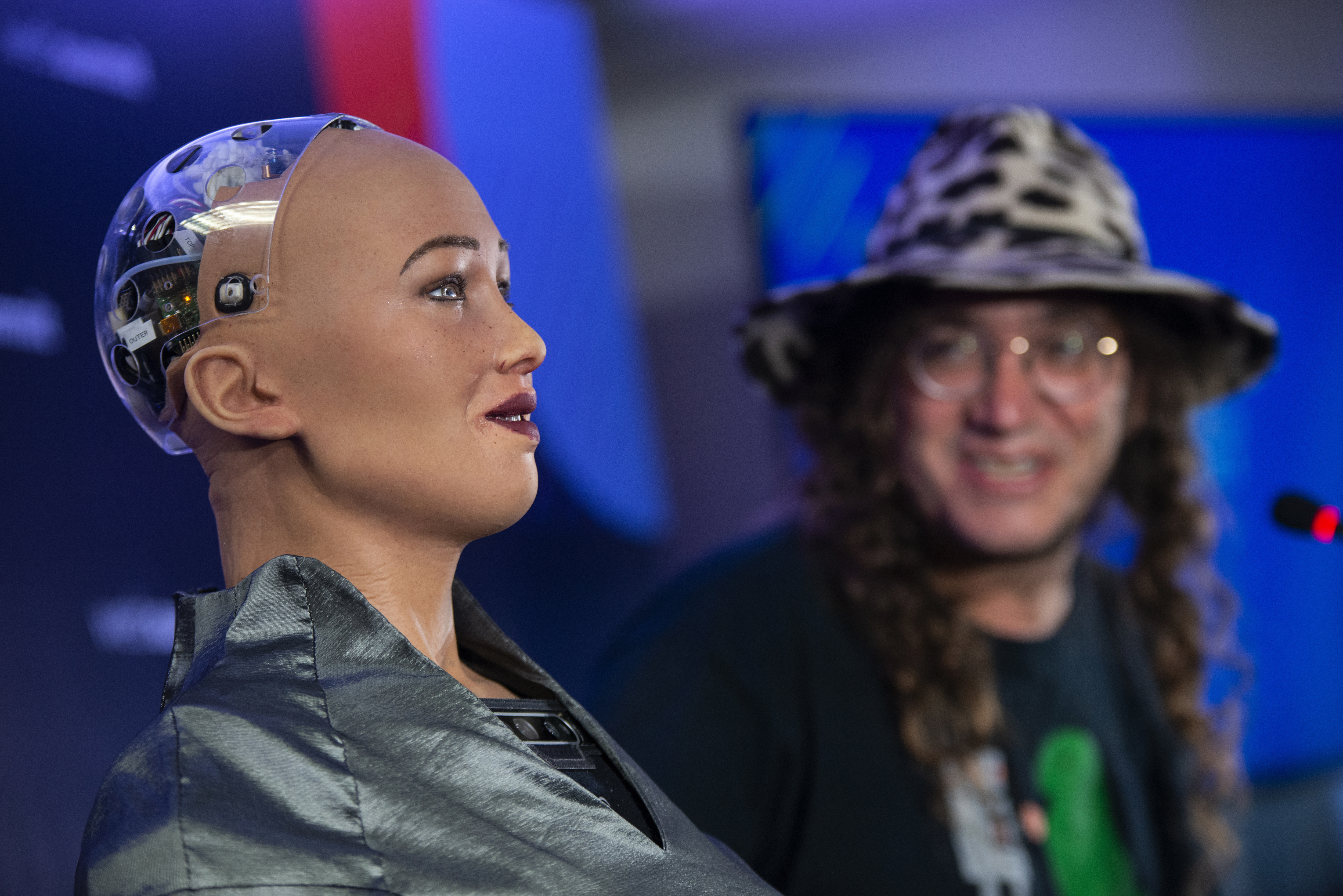 It s the age of automation and the robots are coming. But for what?