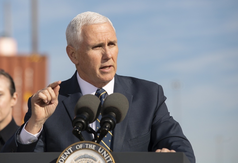 Pence says USS Truman is not being retired - Task & Purpose