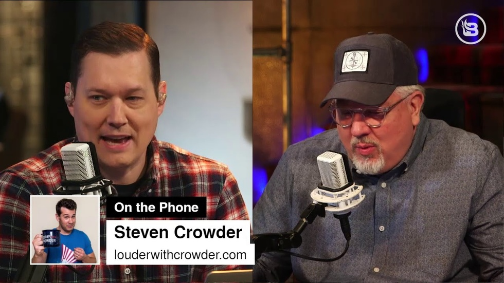 Partner Content - Steven Crowder: YouTube isn't playing by their own rules
