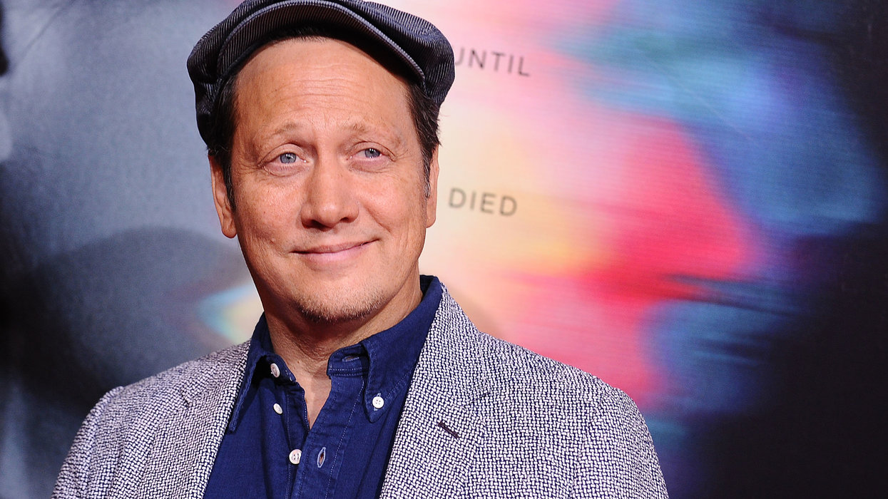 Comic Rob Schneider blasts Democrats for 'Orwellian nightmare of censorship'