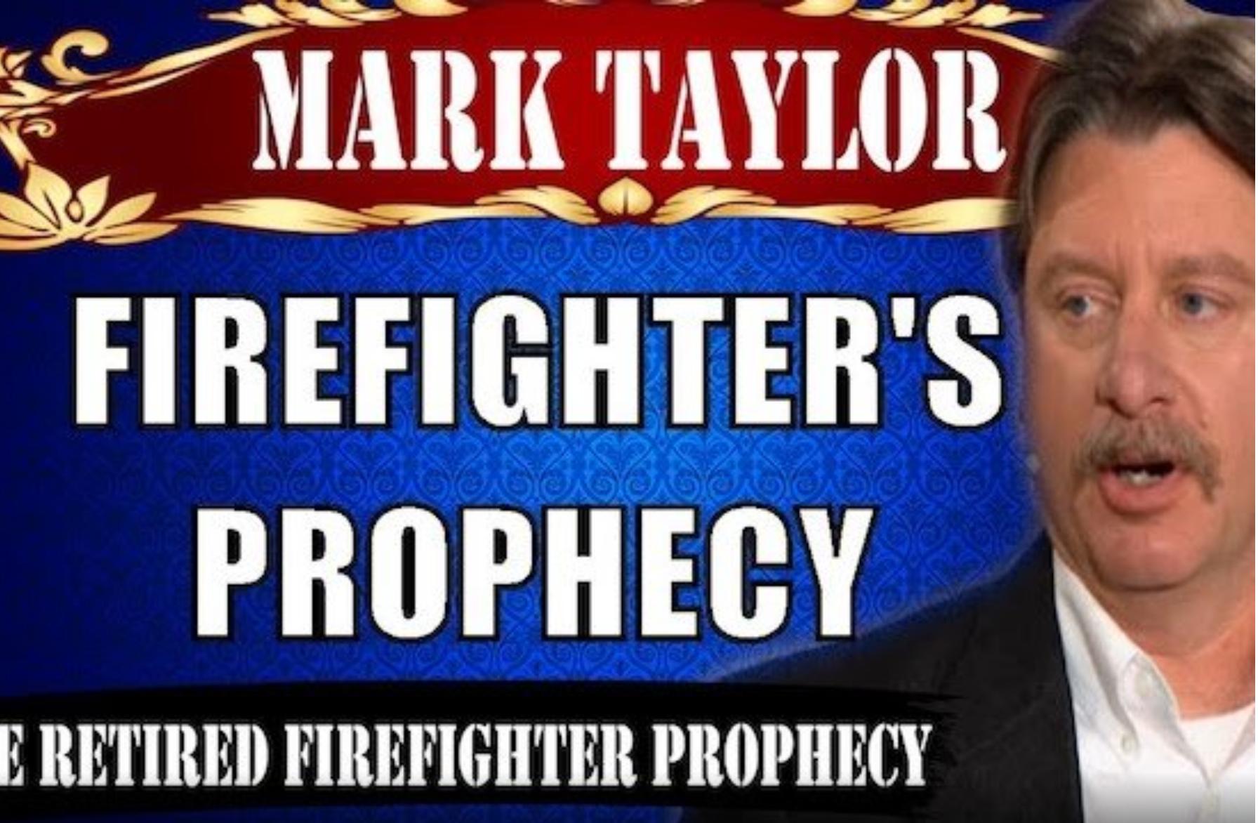 mark taylor prophecy april 2020