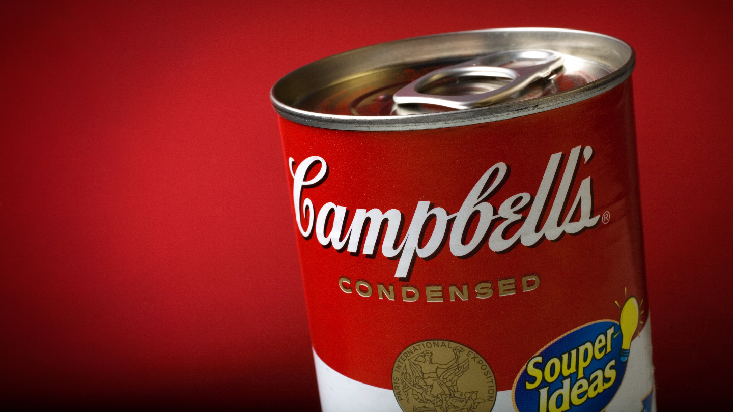 The strange genetic twist in Campbell s tomato soup