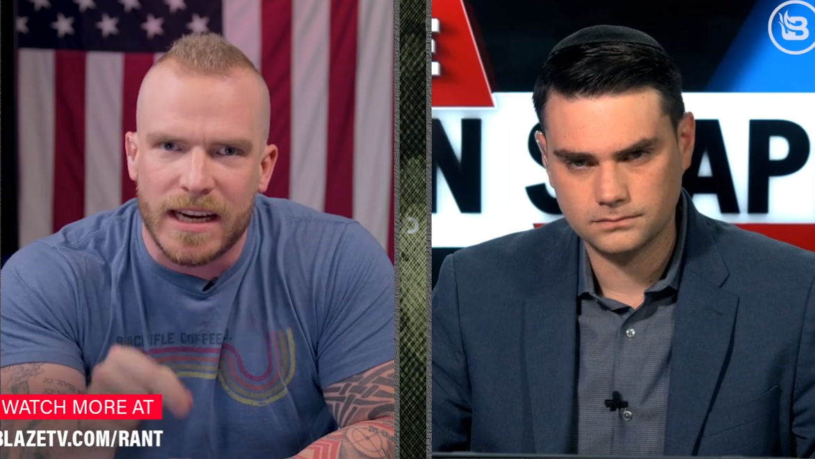 Graham Allen and Ben Shapiro shred left-wing reactions after Georgia Gov. signs 'heartbeat' bill into law