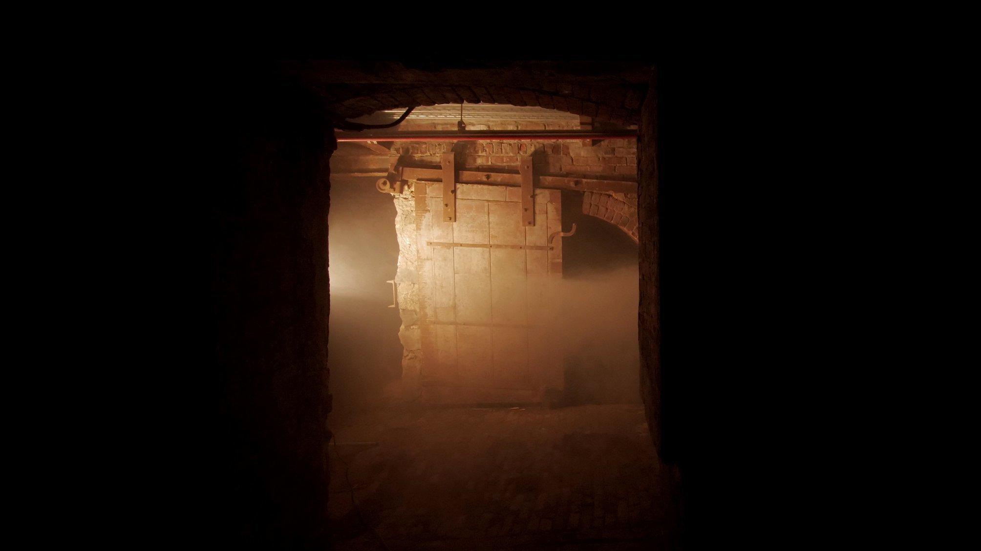 The dark dancefloor of Basement