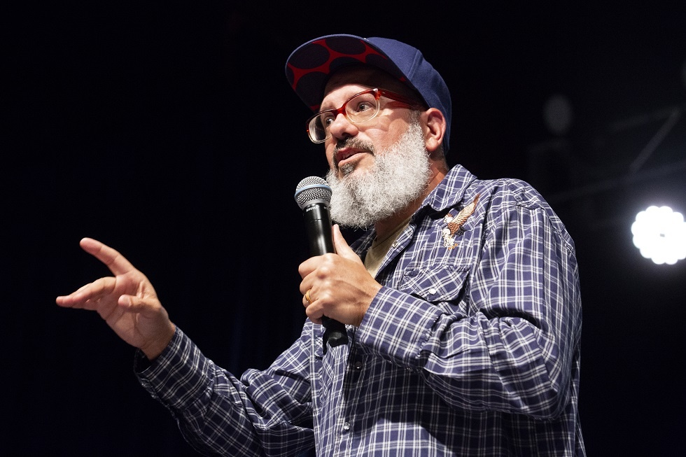 Cross Examination: David Cross on His New Special, Trump, and (Of Course) Colonics