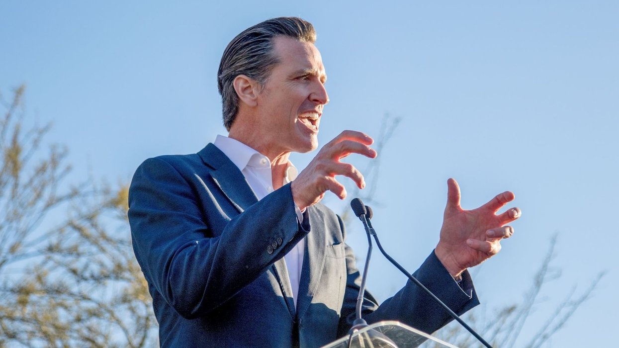 California Gov. Newsom pardons felons in rebuke to President Trump's immigration policies
