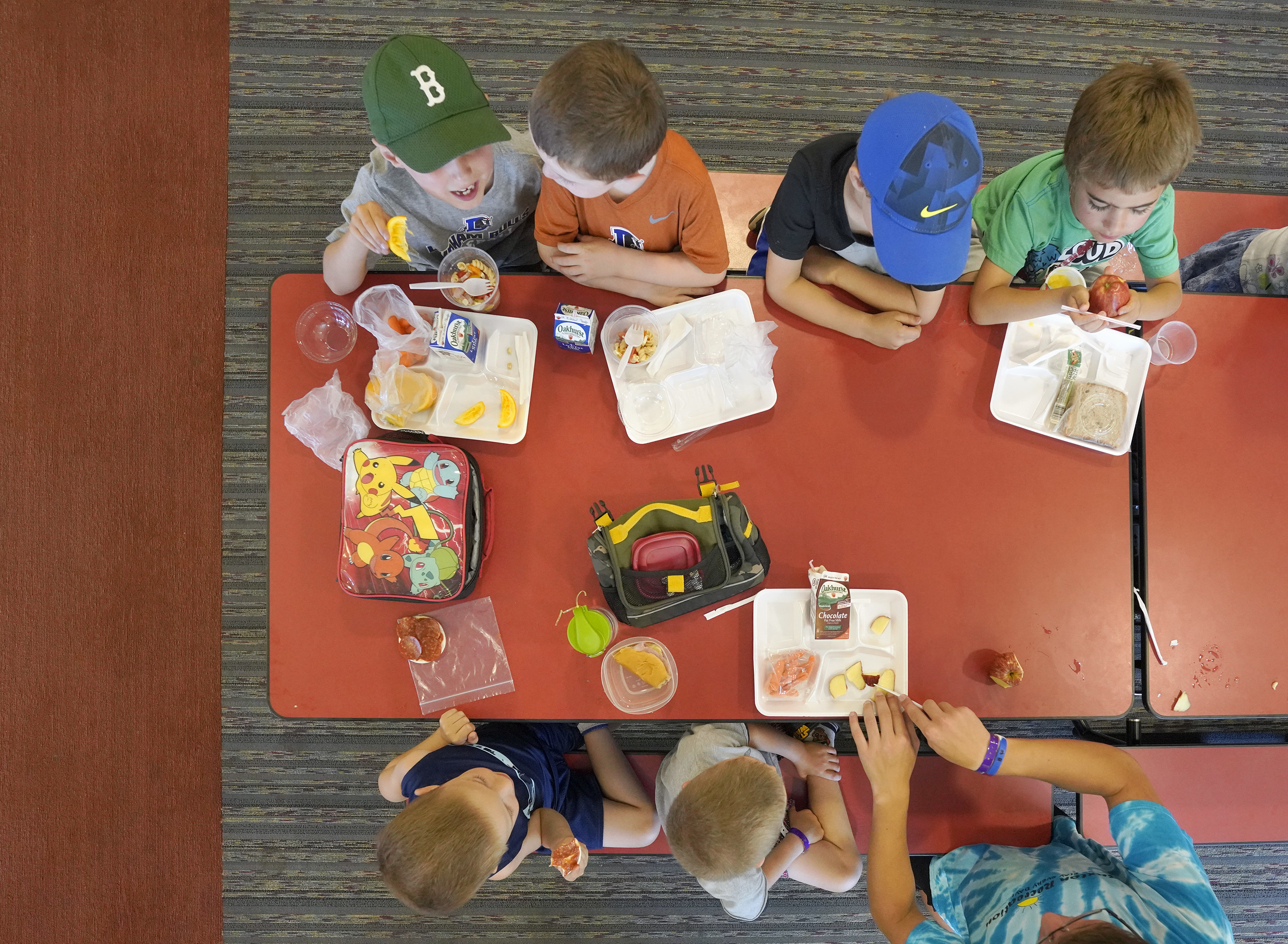 Wear a wristband if you can t pay for lunch? The dilemma of school lunch shaming.