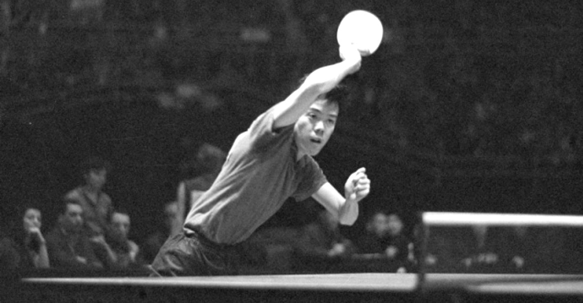 How a ping-pong game helped end the Cold War  - Upworthy