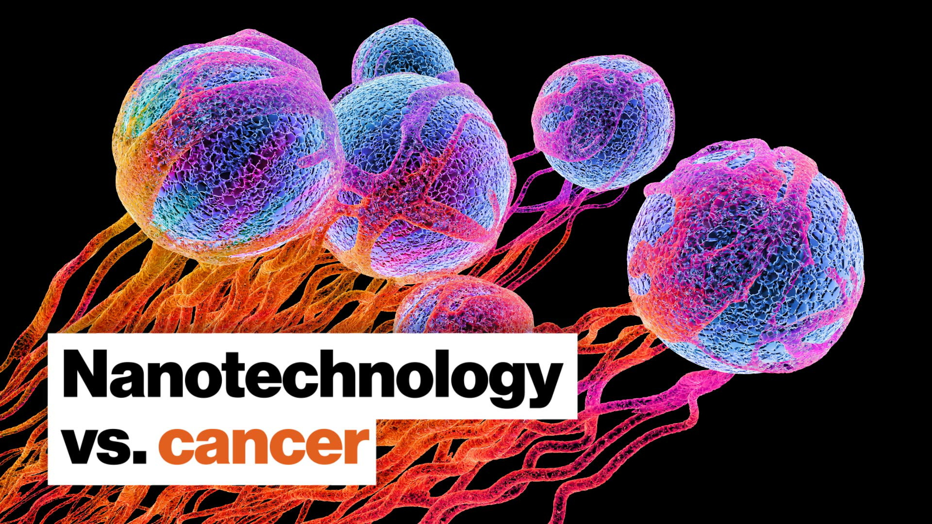 Nanotechnology vs. cancer: How tiny particles sniff out the deadly disease