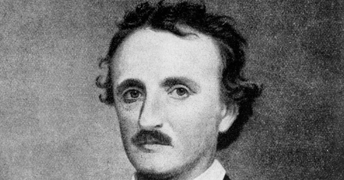 3 moments that might convince you Edgar Allan Poe was a time