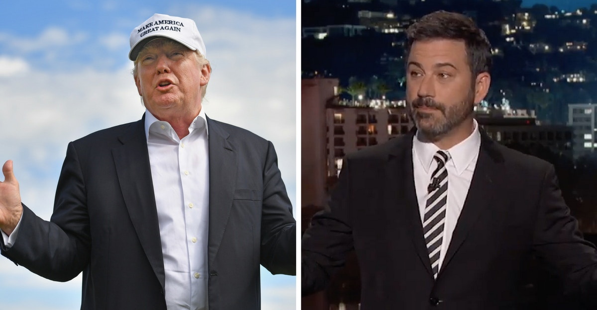 Jimmy Kimmel Appealed Directly To Trump Voters During His Monologue Upworthy