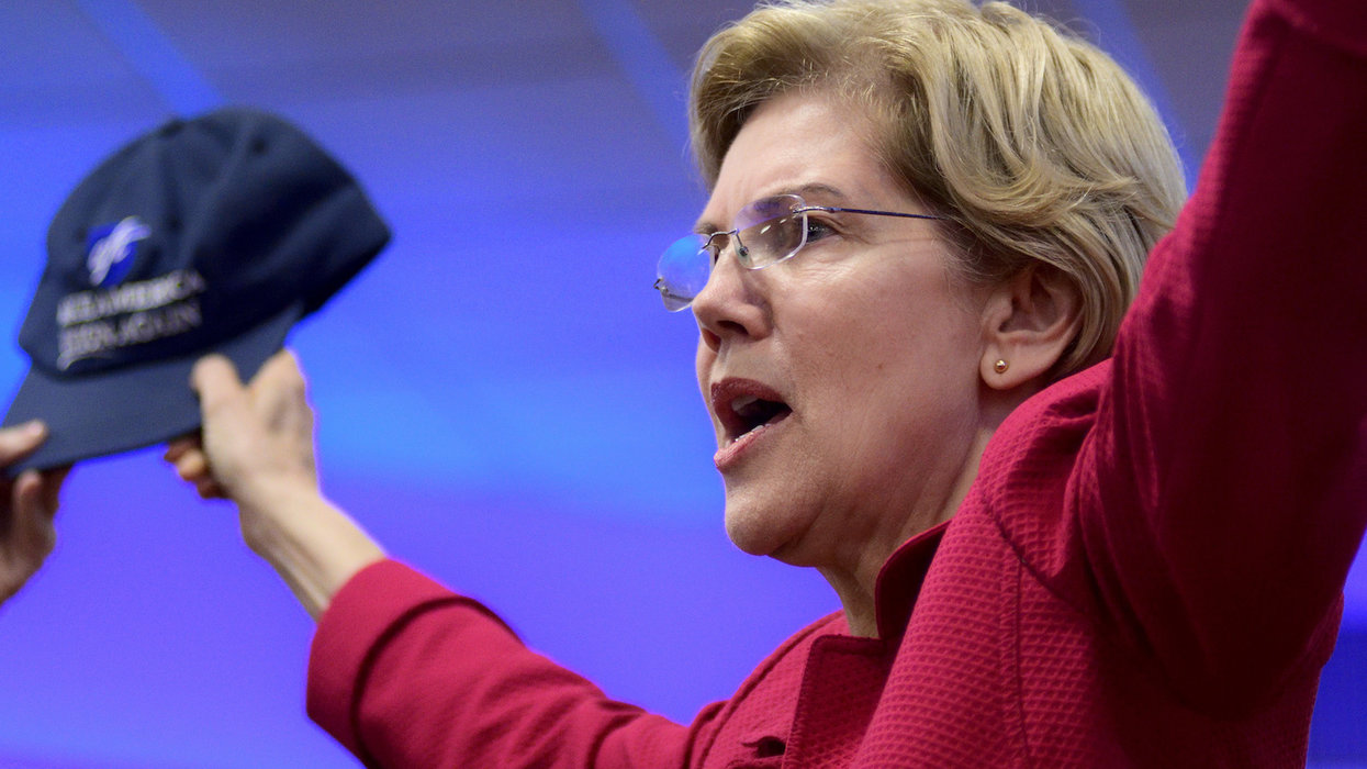 Elizabeth Warren wants abortion covered by federal gov't under Medicare for All