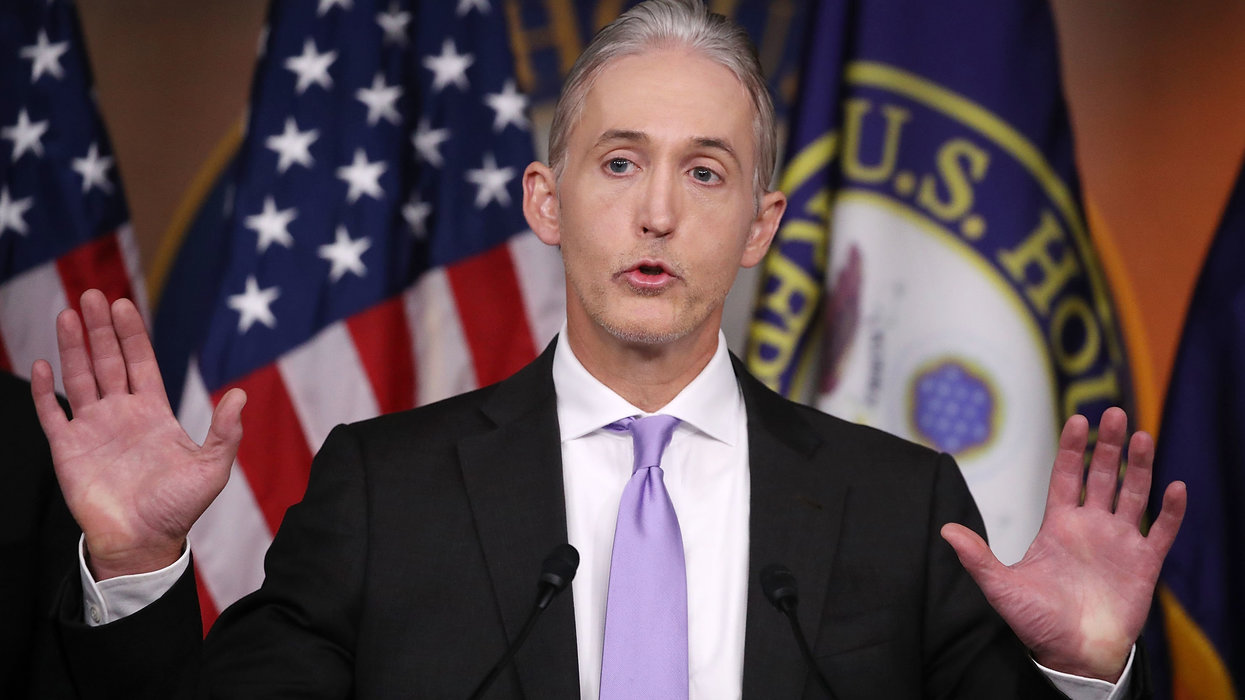 Trey Gowdy reveals FBI withheld 'potential game-changer' evidence from FISA court during Russia probe