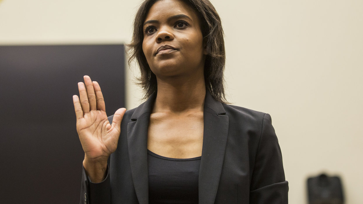 Report: Facebook tracks list of 'hate agents' that includes Candace Owens