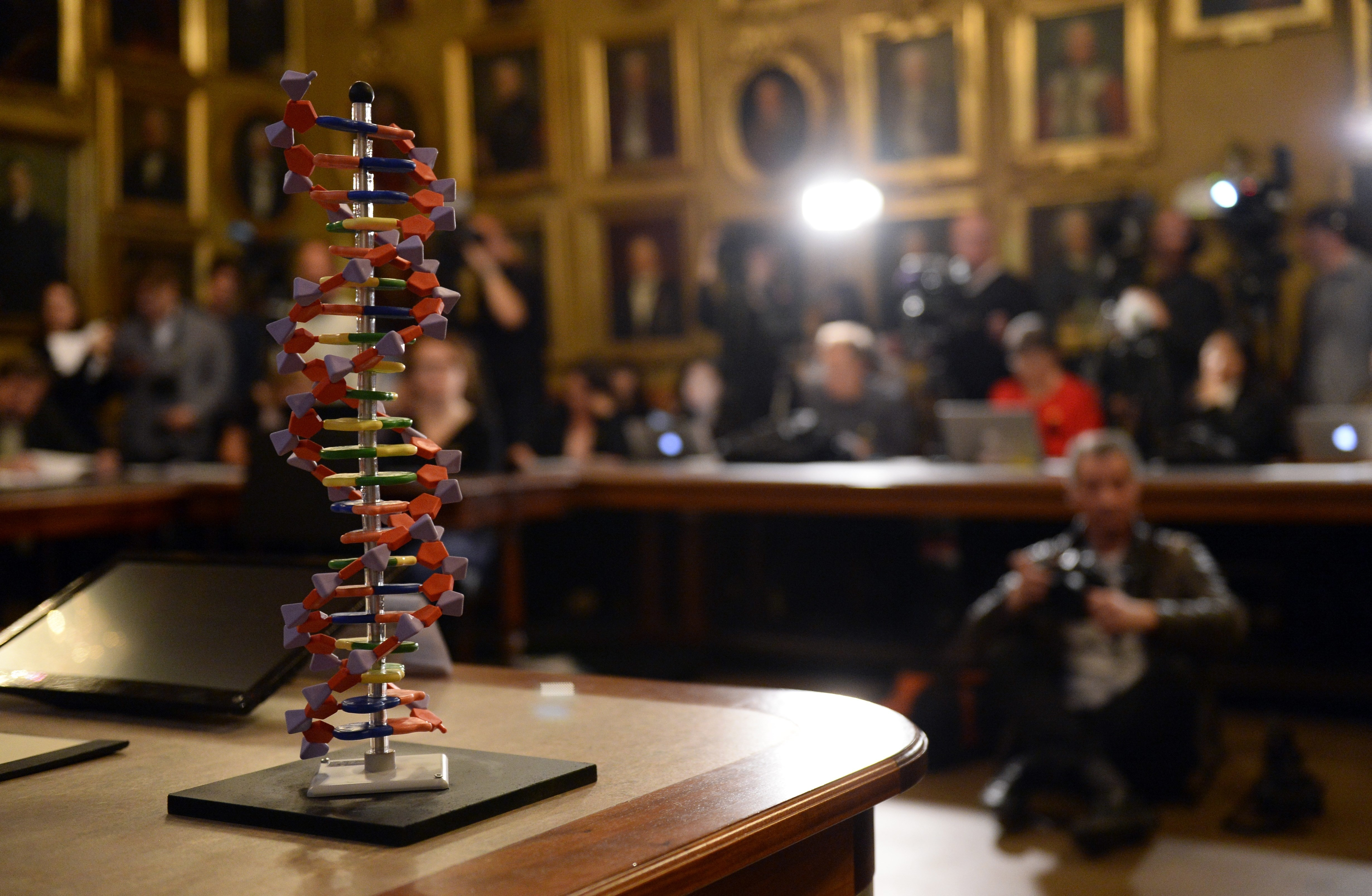 Like the emperor's new clothes, DNA kits are a tailored illusion