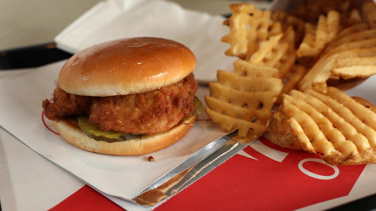 'Save Chick-fil-A' bill heads to Texas Gov. Greg Abbott's desk