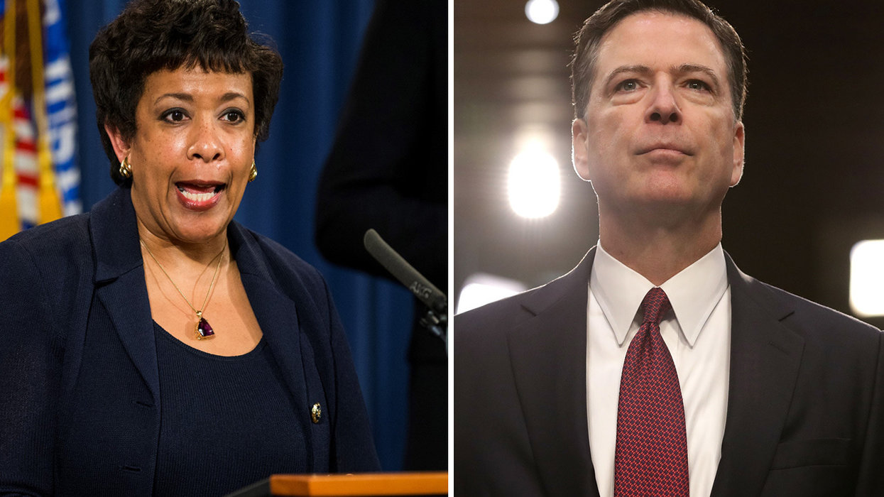 Who's lying? Loretta Lynch denies major accusation made by James Comey related to Hillary Clinton email probe