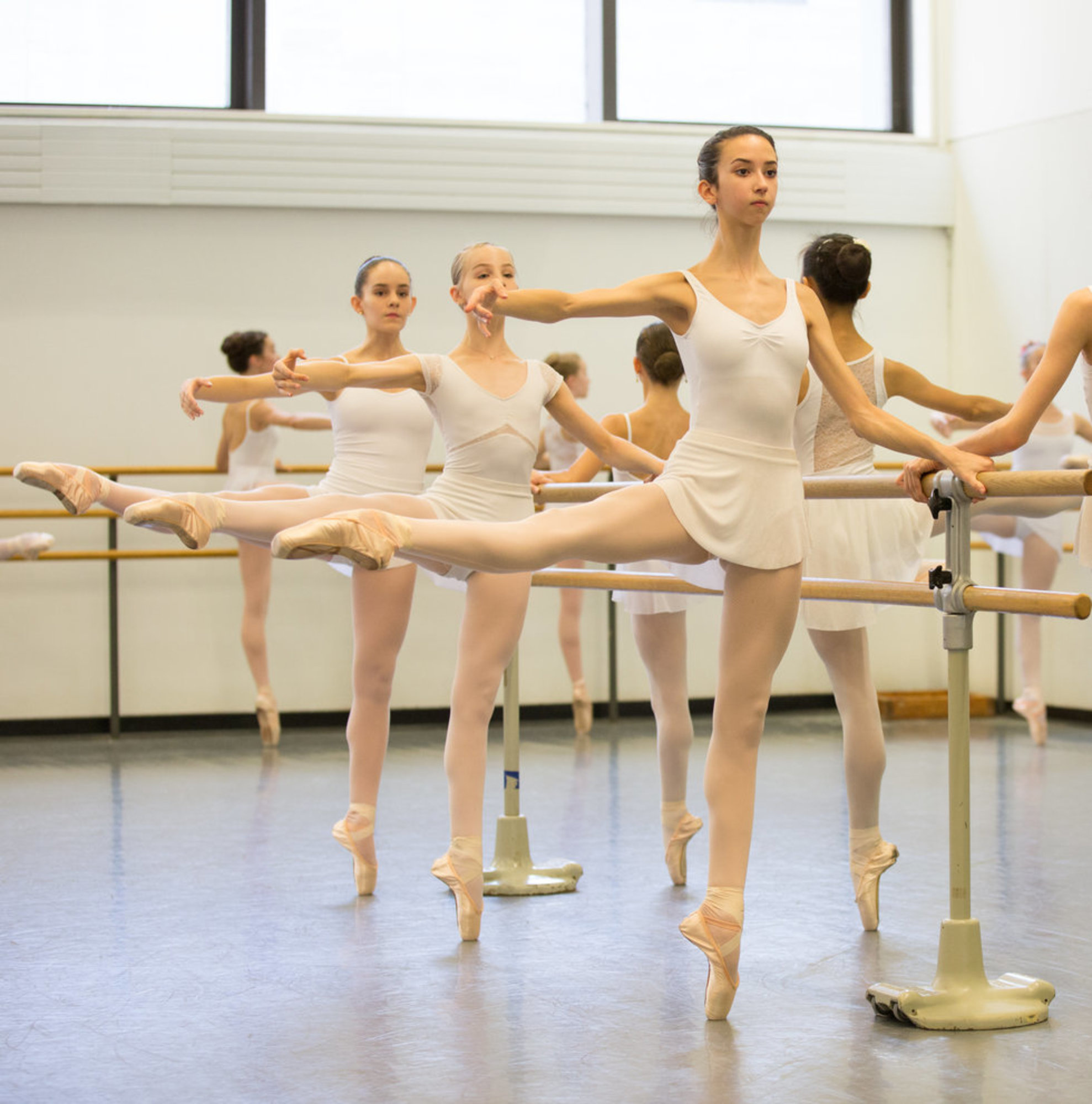 There's a New School of American Ballet Docuseries in the Works