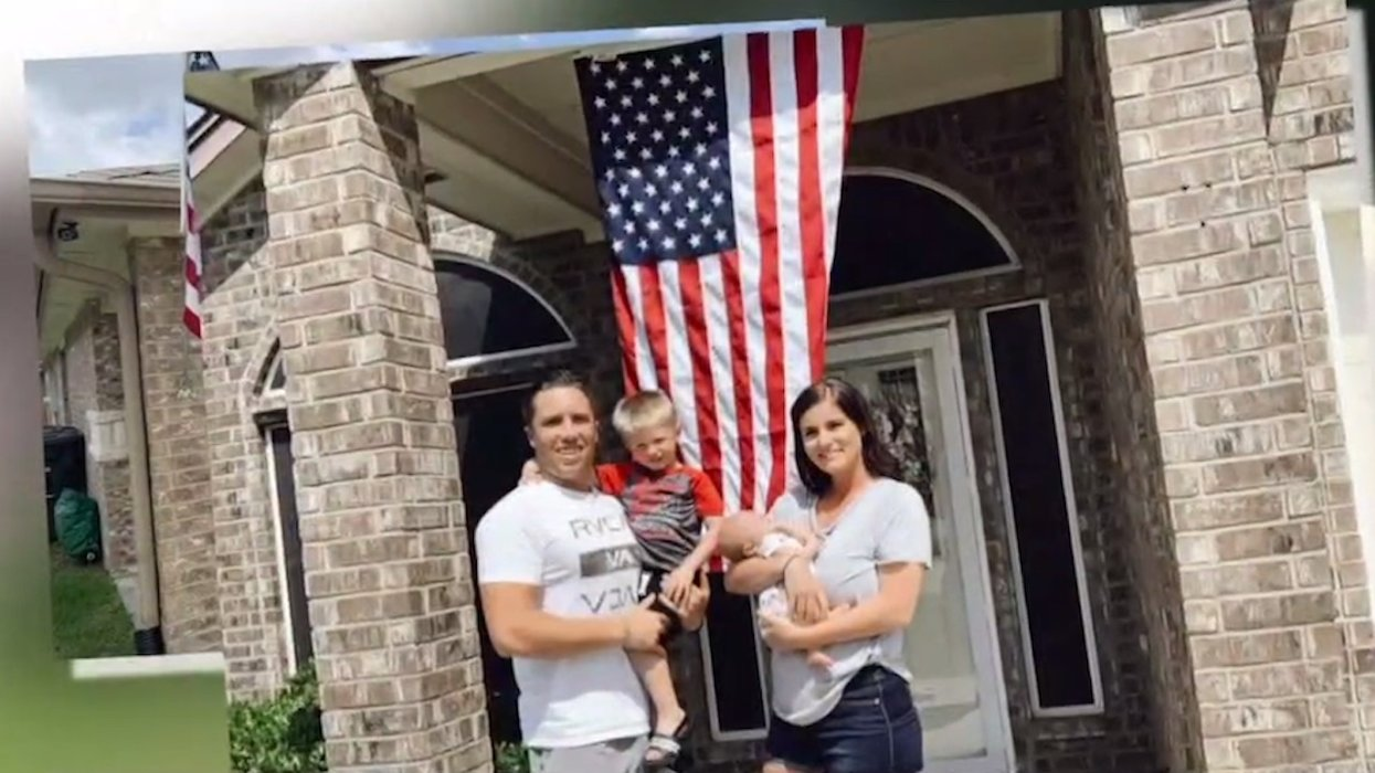 Fort Hood soldier ordered to remove American flag from rental home. Now he and his veteran neighbors are battling back.
