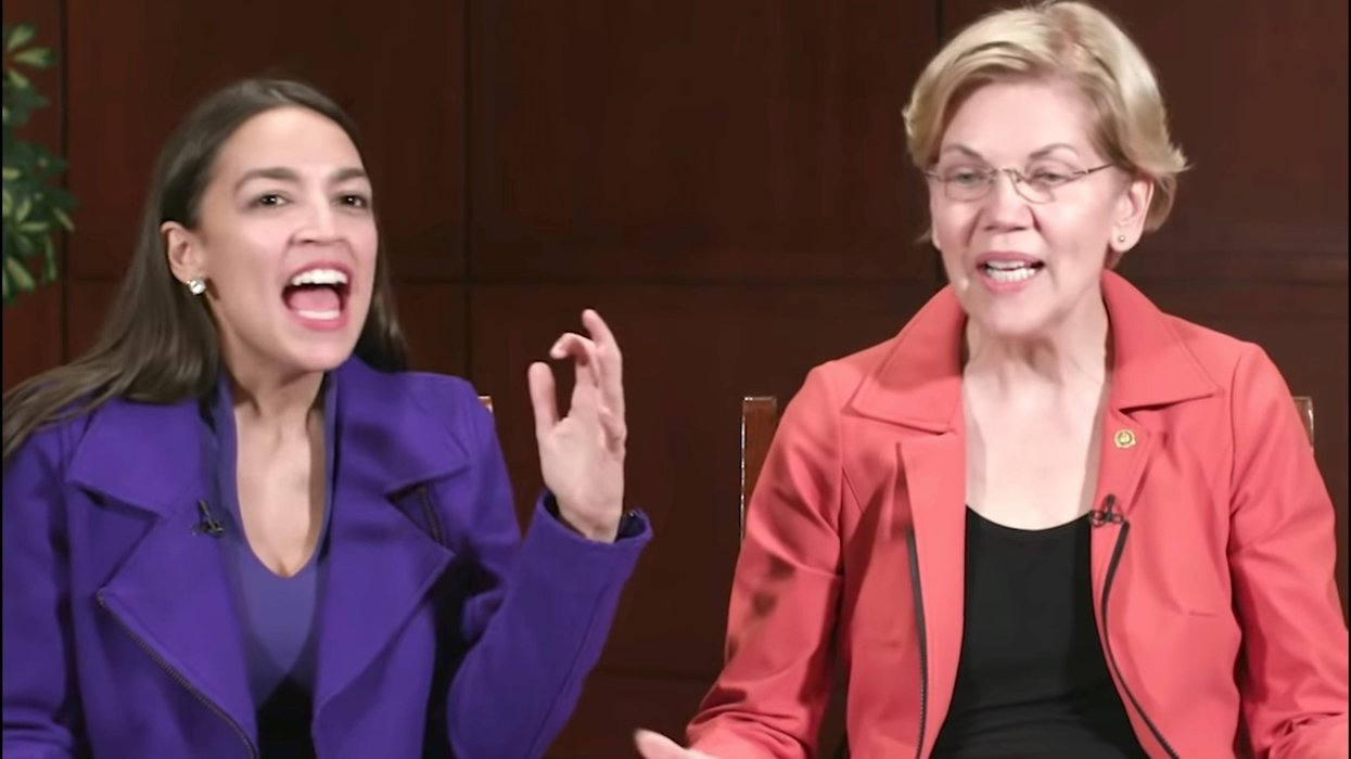 Liz Warren and Ocasio-Cortez scold 'Game of Thrones' finale for not serving their identity politics preferences