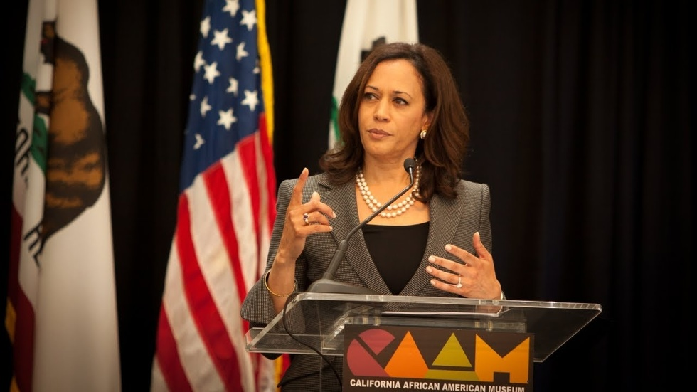 Partner Content - CNN pins Kamala Harris down... on her taste in music