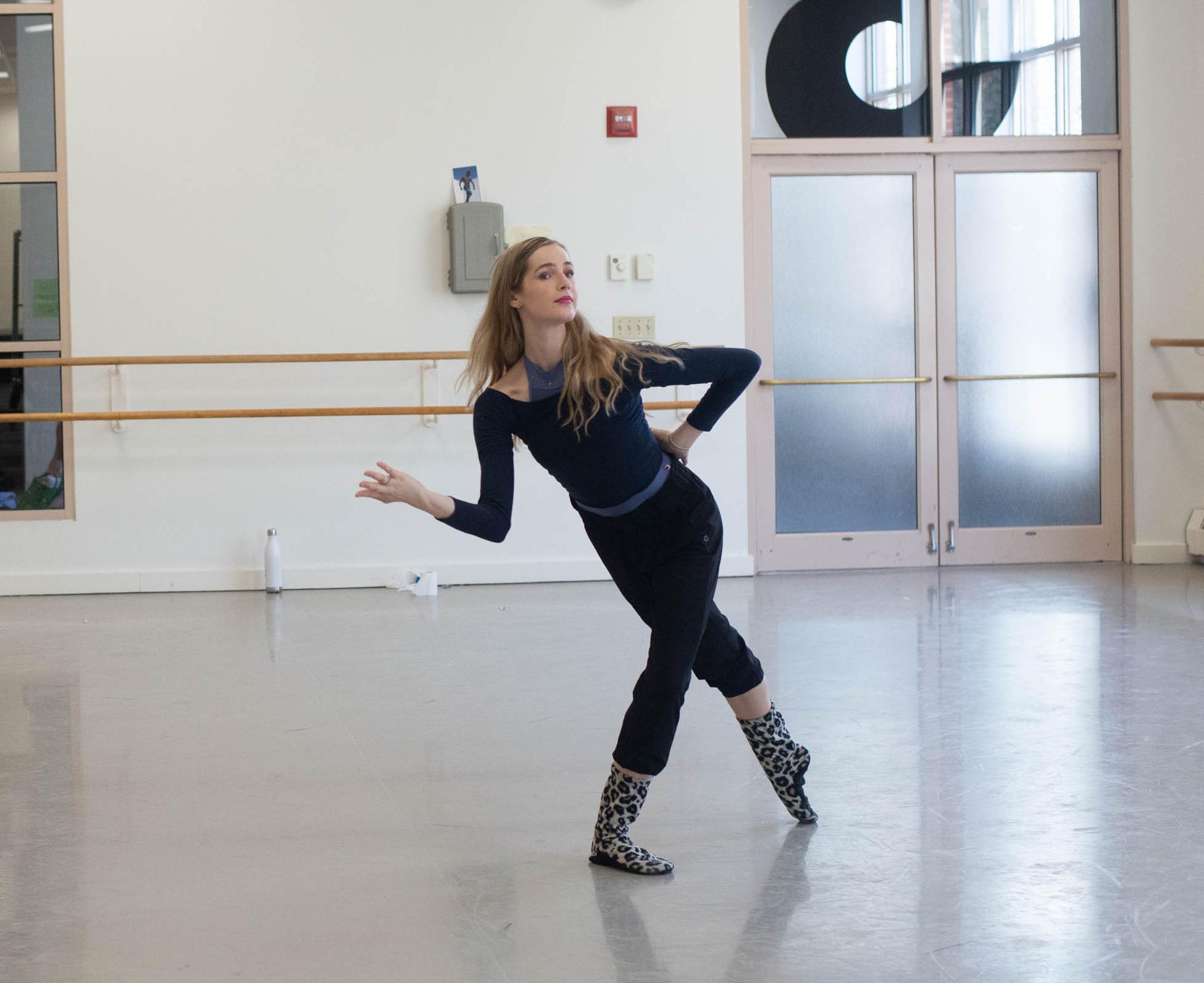 What Happens When a Ballerina Choreographs for a Music Festival