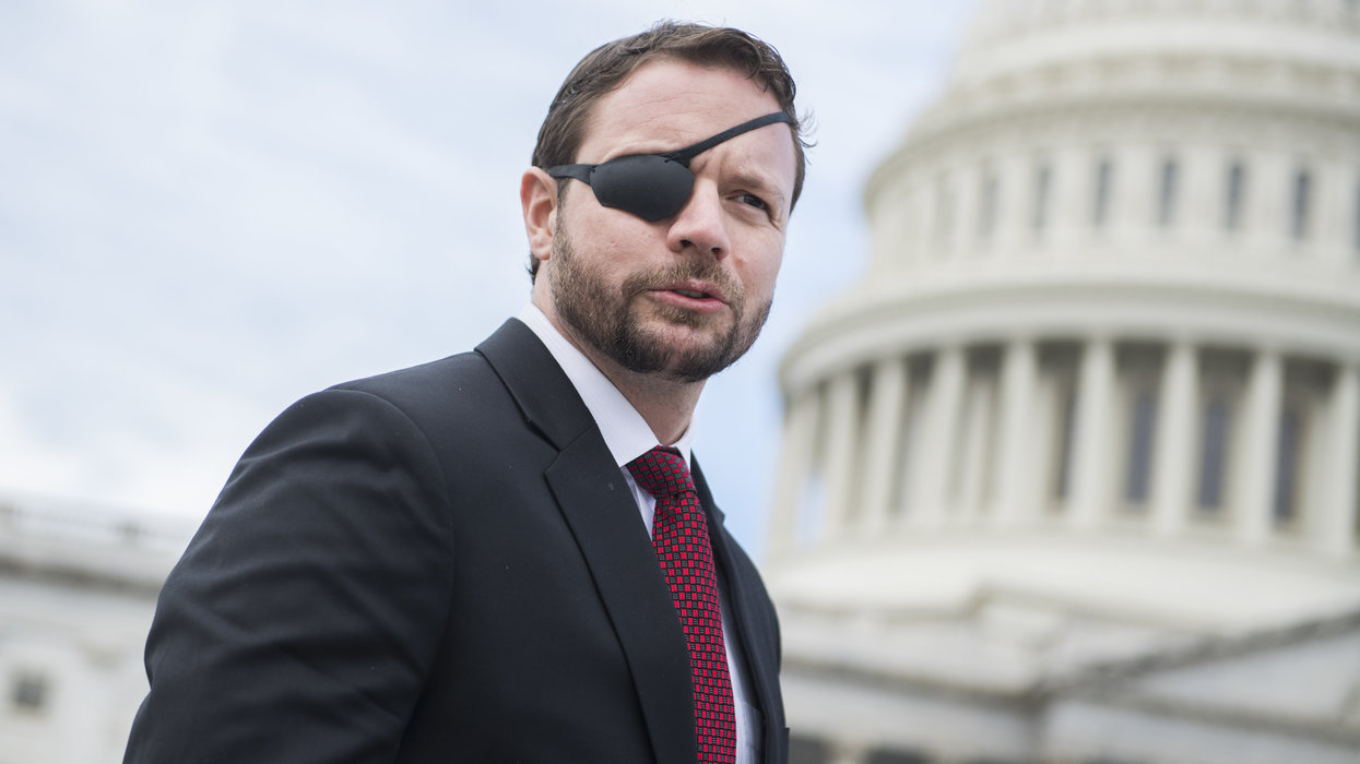 Should President Trump pardon decorated Navy SEAL Edward Gallagher before trial? Dan Crenshaw says no — here's why