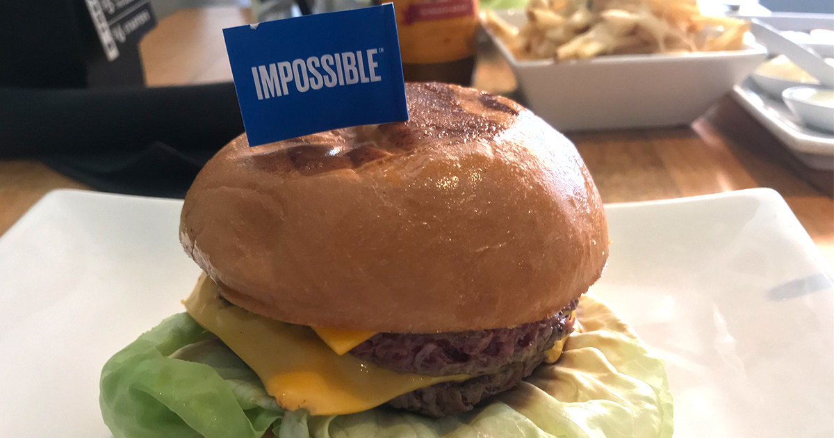 6 Reasons Impossible Burger s CEO Is Wrong About GMO Soy