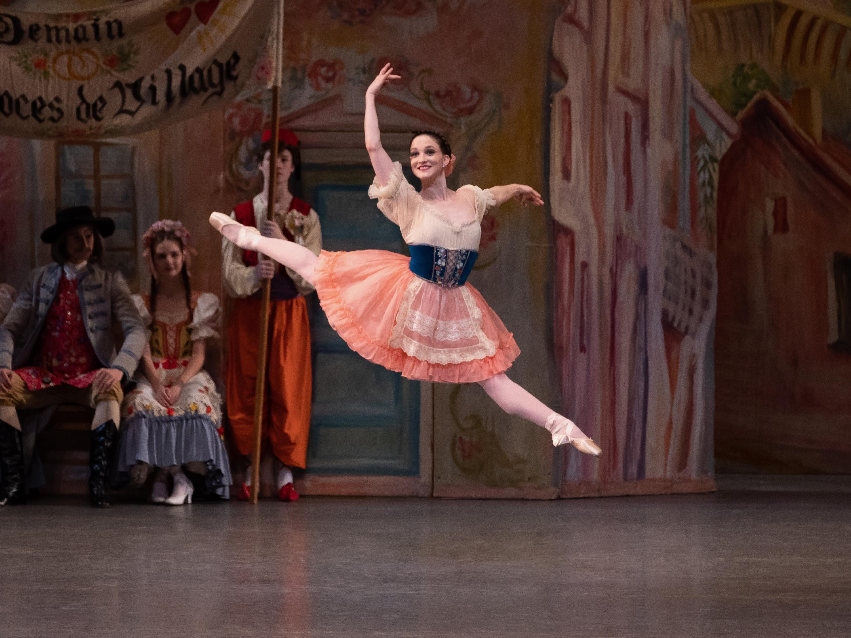 NYCB's Ashley Bouder Takes Home a Benois de la Danse Award