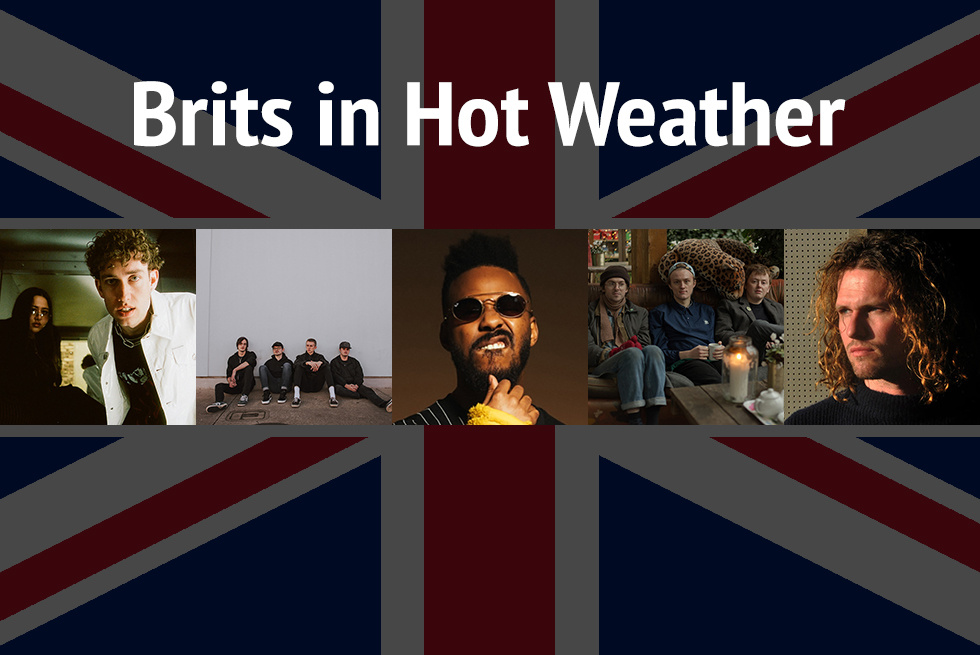 Brits in Hot Weather #16