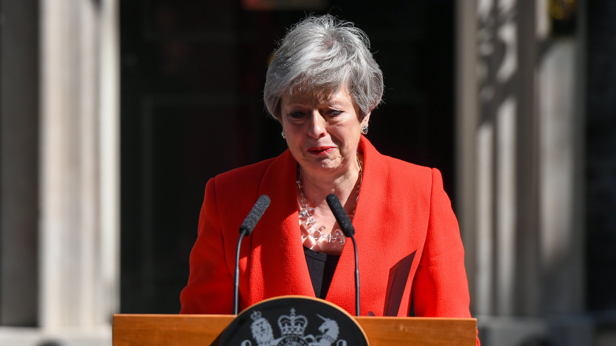 British Prime Minister Theresa May resigns over outcome of Brexit negotiations